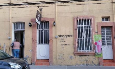 ¡Saquearon un despacho de abogados en Aguascalientes y robaron más de $1 millón!
