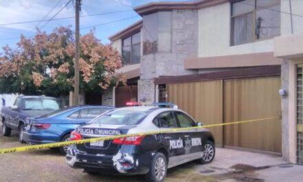 ¡Hombre se mató de un balazo en la cabeza en el residencial El Campestre en Aguascalientes!