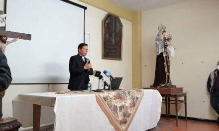 ¡Se mantendrá cerrado el templo de Guadalupe en Aguascalientes el próximo 12 de diciembre: Rogelio Pedroza!