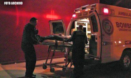 ¡Hombre fue herido a balazos al intentar ejecutarlo en Guadalupe!