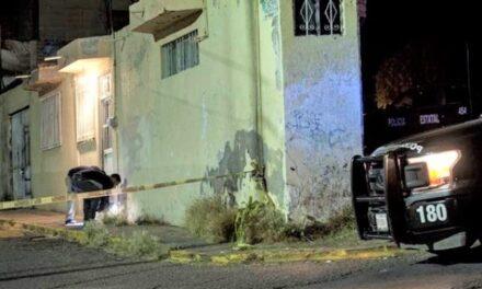 ¡Grave joven baleado al que intentaron ejecutar frente a un parque en Zacatecas!