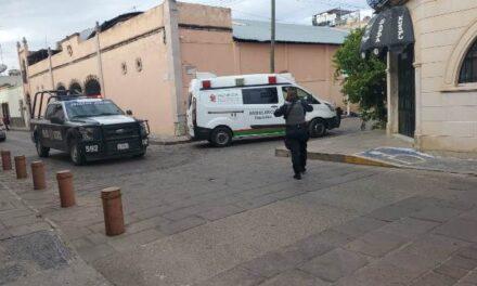 ¡De un balazo en la cabeza ejecutaron a un hombre en Jerez y le dejaron un narco-mensaje!