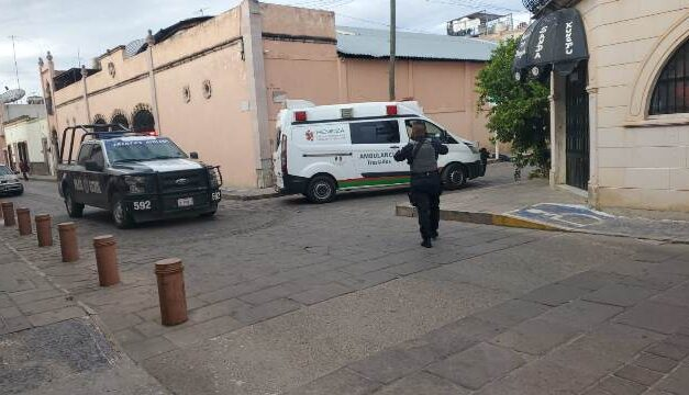 """¡Intentan asesinar a """"La Mere"""" afuera de su casa en Jerez!"""