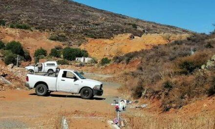 ¡Cerca de una mina en Zacatecas hallaron a un hombre ejecutado a balazos!