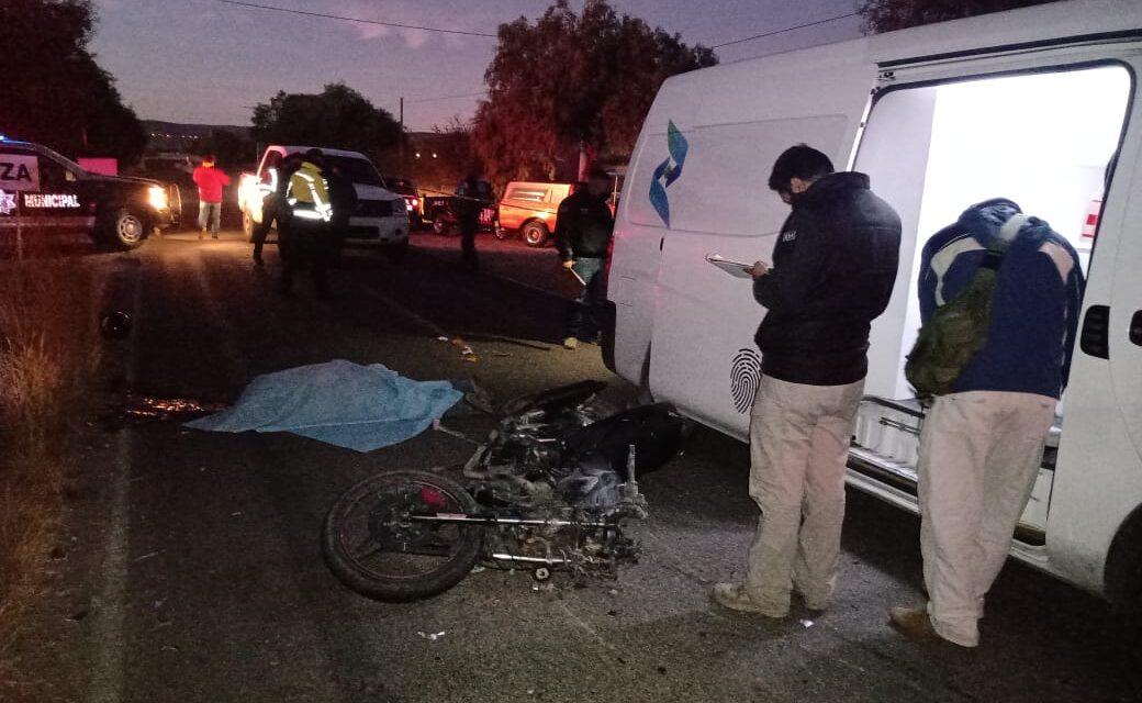¡1 muerto y 1 lesionada grave tras accidente en Aguascalientes!