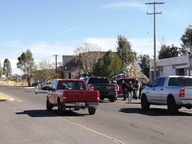 ¡Desmembraron célula delictiva del CJNG en Aguascalientes: 12 detenidos!