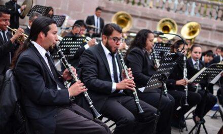 ¡Abre IMAC convocatoria para integrarse a la Banda Sinfónica Municipal!
