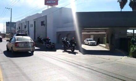 ¡Individuo aseguró haber sido asaltado y despojado de su camioneta en Aguascalientes!