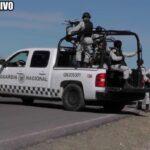 ¡Enfrentamiento entre delincuentes y elementos de la Guardia Nacional en Valparaíso!