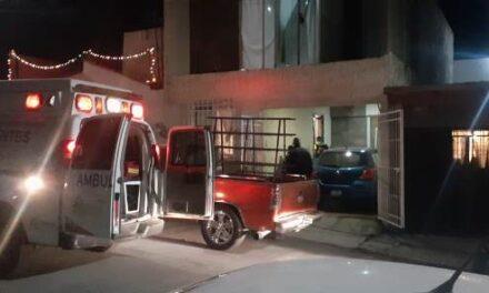 ¡Ancianito de 94 años de edad se salvó de morir quemado en Aguascalientes!