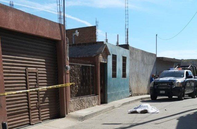 ¡Capturan elementos de la SSPE y de la Policía Municipal de Calvillo a presunto homicida!