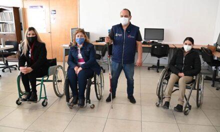 ¡DIF Municipal imparte talleres virtuales sobre cultura de la discapacidad!
