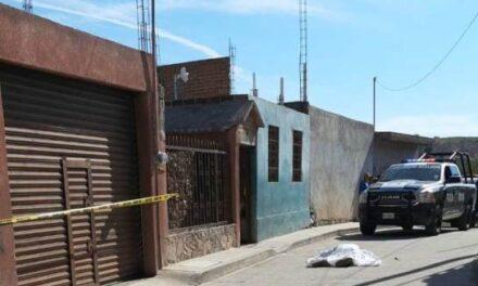 """¡""""El Coin"""" fue asesinado de un balazo en el pecho en Calvillo, Aguascalientes!"""
