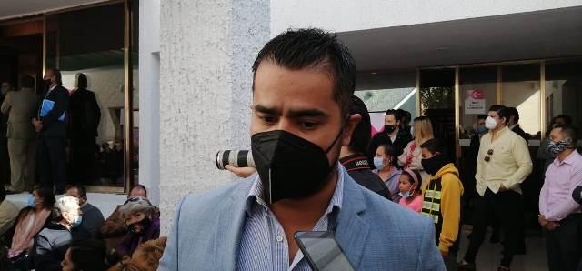 ¡En incertidumbre el sector salud ante la escasa información para recibir el refuerzo de vacuna contra COVID: Francisco Javier Araiza!