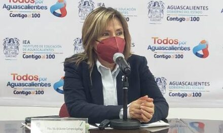 ¡Escuelas públicas también pueden ofrecer asesorías presenciales a alumnos rezagados: Lourdes Carmona Aguiñaga!
