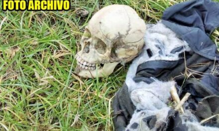 ¡Hallaron 8 cuerpos en 3 fosas clandestinas en Villa de Cos!