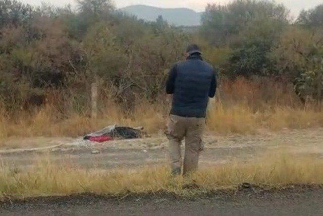 ¡La FGE solicita apoyo para identificar a la mujer ejecutada estrangulada en Aguascalientes!