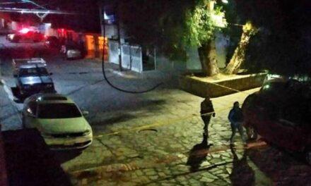 ¡Hombre fue ejecutado en el Jardín ISSSTE en Guadalupe!