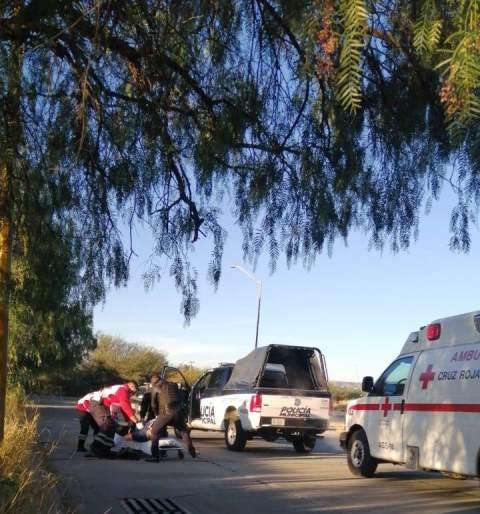 ¡Agoniza taxista que fue asaltado y golpeado brutalmente en Aguascalientes!