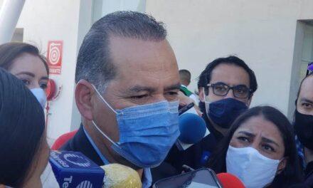 ¡Lista la entidad con logística y estrategia para recibir vacunas contra coronavirus: Martín Orozco Sandoval!