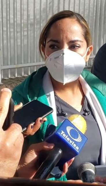 ¡Lo más frustrante es que la gente sigue sin creer en el coronavirus: doctora Susana Roque Hernández!