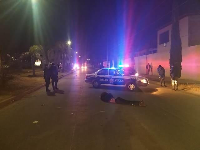 ¡Joven se mató en las primeras horas del 2021 al accidentarse en su moto en Aguascalientes!