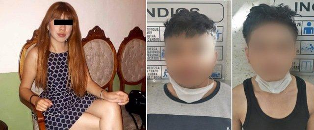 ¡Decretaron prisión preventiva para los 3 feminicidas de joven embarazada en Aguascalientes!