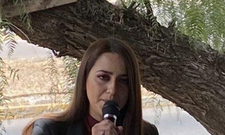 ¡Piden en Morena investigar supuestos nexos de esposo de Karla Espinoza con narco!