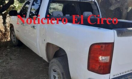 ¡Policías de Investigación de Zacatecas abatieron a delincuente tras enfrentamiento en Pánfilo Natera!