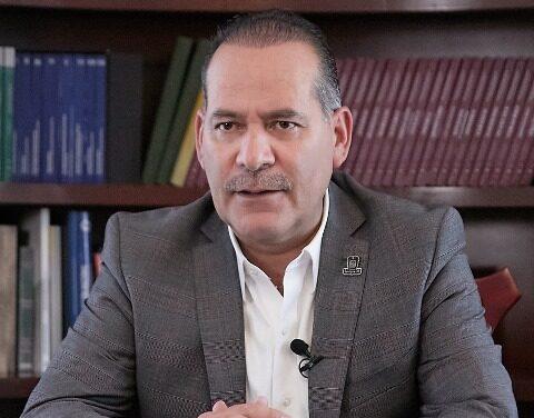 ¡Reconoce gobernador compromiso social de la UAA ante la pandemia por COVID-19!