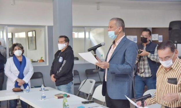 ¡Redobla esfuerzos la Brigada Sanitaria de Jesús María para la contención del COVID-19 en el Municipio!