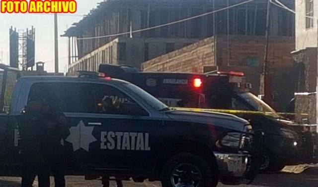 ¡Hombre se suicidó en su casa en la zona Centro de Fresnillo!