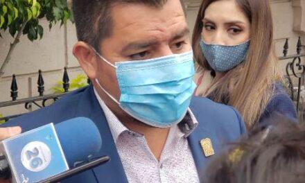 ¡Si no hay vacuna no hay Feria, aseguró el diputado José Manuel Velasco Serna!
