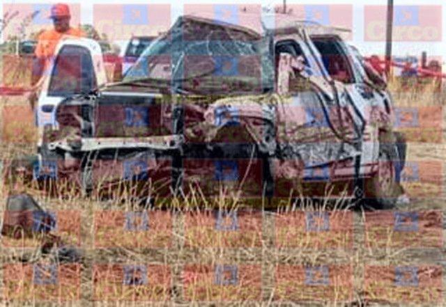 ¡3 muertos y 5 lesionados graves en Ojuelos tras fuerte accidente!