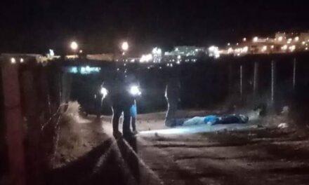 ¡Ejecutaron a 2 hombres e incendiaron un taxi de Guadalupe en Zacatecas!