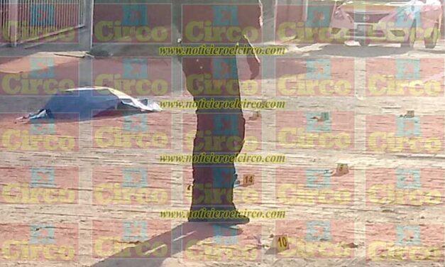 Ejecutan a un hombre en El Calvario en Lagos de Moreno