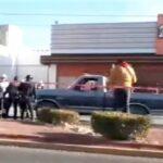¡Afuera de una pizzería en Fresnillo ejecutaron a un hombre e hirieron a un menor de edad!