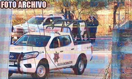Hallan a dos personas ejecutadas y calcinadas dentro de una camioneta en La Chona