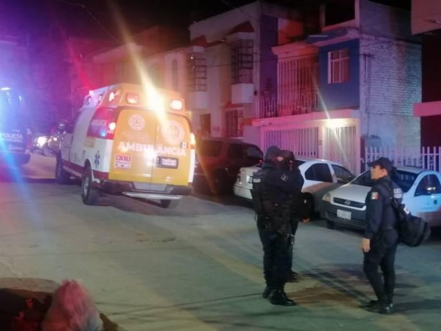 ¡Un hombre fue ejecutado y otro herido en La Bufa, en Guadalupe!