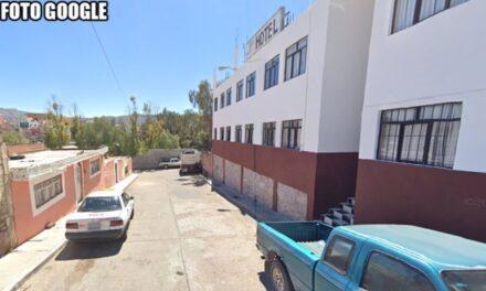 ¡Ejecutaron a 2 hombres encargados del Hotel Paulina en Zacatecas!