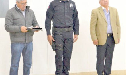 ¡Director de la Policía Estatal Preventiva de Zacatecas abandona su puesto!