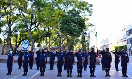 ¡Actual administración municipal es la que más policías ha integrado a la corporación!