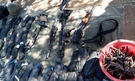 ¡Agredieron a balazos a militares en Tabasco, Zacatecas!