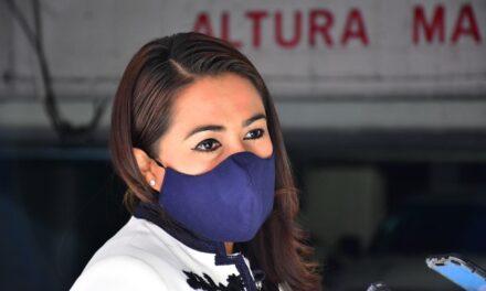 ¡Analiza Tere Jiménez si terminará mandato al frente de la Presidencia Municipal de Aguascalientes!