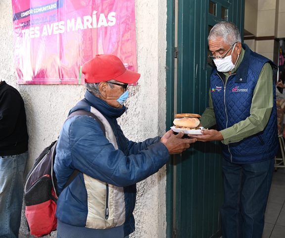 ¡DIF Municipal mantiene activo el servicio de Comedores Comunitarios para personas vulnerables!