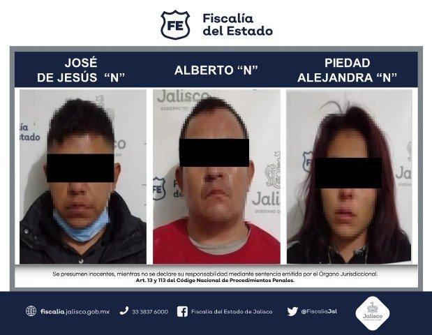 ¡Detuvieron a 3 sicarios que ejecutaron a 7 personas y secuestraron a 5 mujeres en Ojuelos!