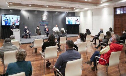 ¡Entrega gobernador 35mdp a asociaciones civiles para mejorar las condiciones de vida de grupos vulnerables!