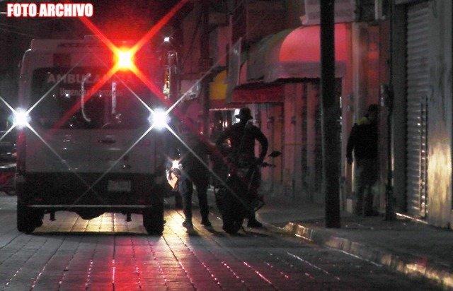 ¡Ejecutaron a un policía metropolitano e hirieron a un velador en Guadalupe!