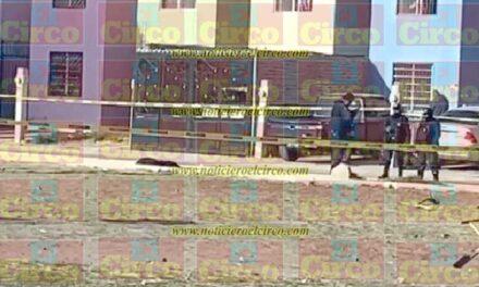 ¡Ejecutan a una persona en Villas del Sol II en Lagos de Moreno!