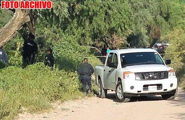 ¡Ejecutaron a balazos a 2 hombres en San Juan de los Lagos!